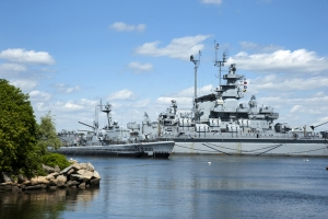 Battleship Cove Fall River MA